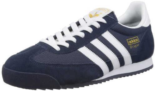 adidas dragon herren sneakers blau new navy white. Black Bedroom Furniture Sets. Home Design Ideas