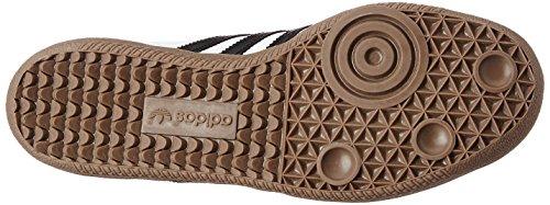 adidas Samba, Herren Sneakers, Weiß (WhiteBlack 1Gum5), 48