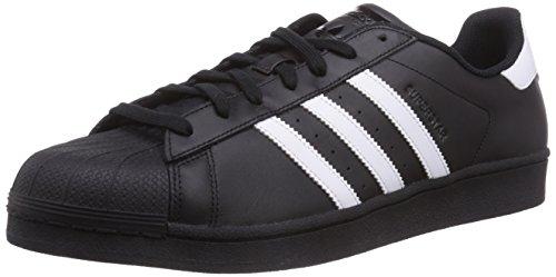 superstars adidas schwarz 41