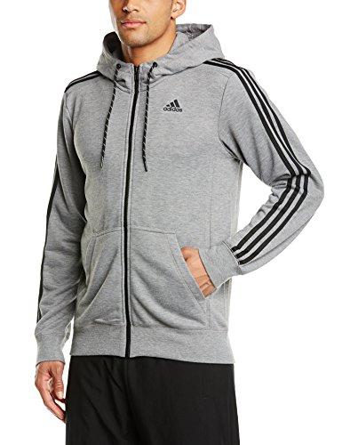adidas Herren Hoody Sport Essentials The Hood, Core Heather